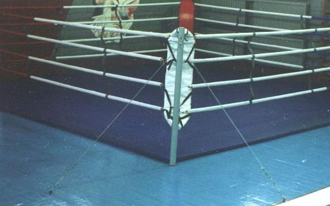 Ринг боксерский своими руками